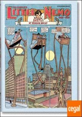 Little nemo by winsor mccay a life imaginative genius (in)