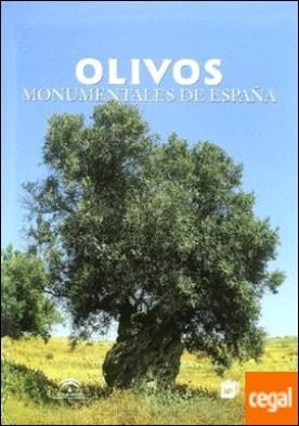 Olivos monumentales de España
