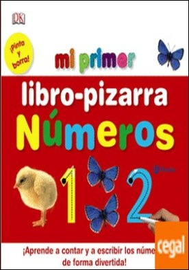 Mi primer libro-pizarra. Números