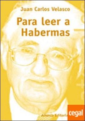 Para leer a Habermas
