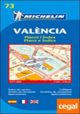 Plano València/Valencia . Plano e índice