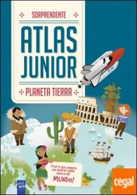 Planeta Tierra . Sorprendente. Atlas Junior