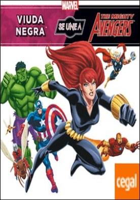 Los Vengadores. Viuda Negra se une a los Vengadores . Cuentos de Los Vengadores