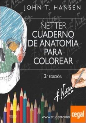 descargar libro de anatomia para colorear pdf español