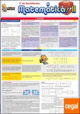 Matemáticas, 2º Bachillerato