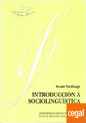 LF/1-Introducción á sociolingüística