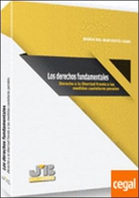 Los derechos fundamentales. . Derecho a la libertad frente a las medidas cautelares penales. por Dotú I Guri, María Del Mar PDF