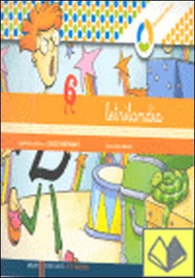 Letrilandia Lectoescritura cuaderno 6 de escritura (Pauta Montessori)