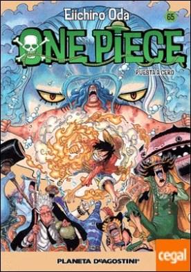 One Piece nº 65 . Puesta a cero