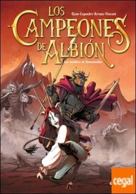 Los campeones de Albión 2 . Los malditos de Roncesvalles