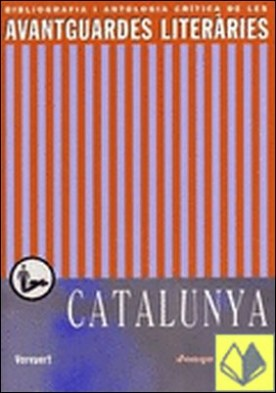 Les avantguardes literàries a Catalunya
