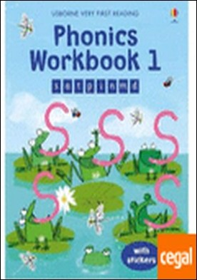 Phonics Workbook 1 . s, a, t, p, i, n, m, d