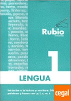 Lengua Rubio evolución 1