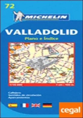 Plano Valladolid . 1/10.000