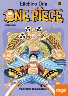 One Piece nº 30 . Capricho