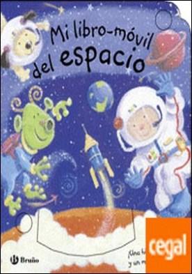 Mi libro-móvil del espacio . ¡Una historia divertida y un móvil para colgar!