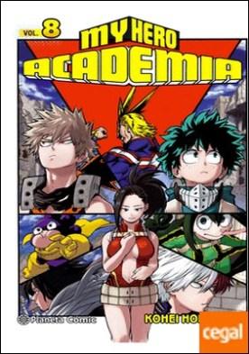 My Hero Academia nº 08