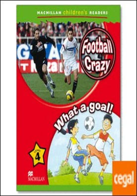 MCHR 4 Football Crazy: What a Goal! (int