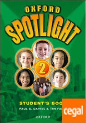Oxford Spotlight 2. Student's Book + multi-ROM