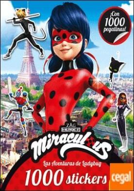 Miraculous. Las aventuras de Ladybug. 1000 stickers