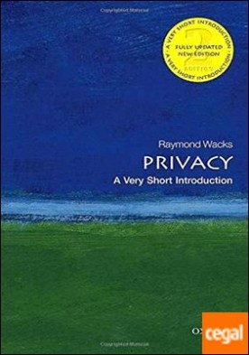 Privacy: A Very Short Introduction (2nd Edition)