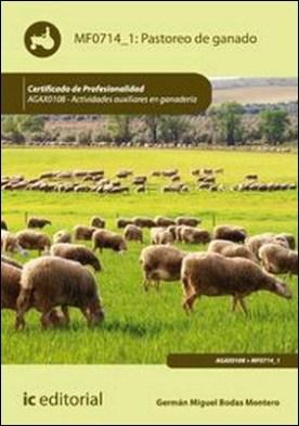 Pastoreo de ganado