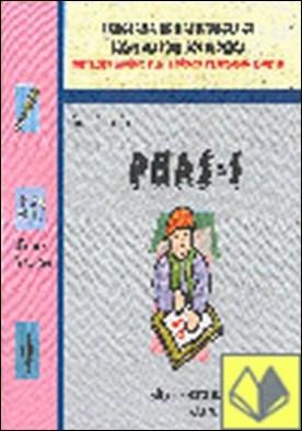 PHAS 1 PROGRAMA HABILIDADES SEGMENTACION FONOLOGICA AD 74 . EDUCACION INFANTIL 1º ED PRIMARIA Y EDUCACION ESPECIAL