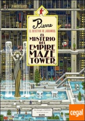 Pierre el detective. El misterio del Empire Maze Tower