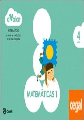 Matemáticas 1. 4 años. ¡A volar!