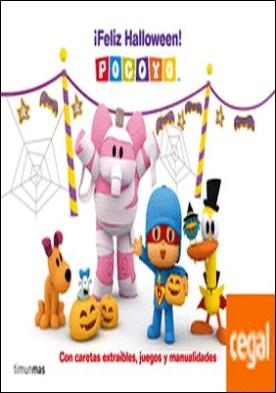Pocoyó. ¡Feliz Halloween! . Con caretas extraíbles, juegos y manualidades