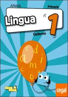 Lingua 1. Caderno.