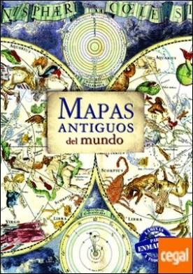 Mapas Antiguos del Mundo . Láminas para enmarcar a todo color