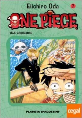 One Piece nº 07 . Viejo asqueroso
