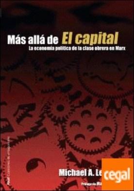 Más allá de 'El capital'