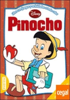 Pinocho . Libro con juegos y actividades a todo color.