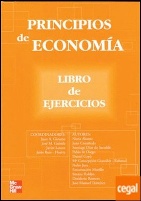 PRINCIPIOS DE ECONOMIA. LIBRO DE EJERCICIOS