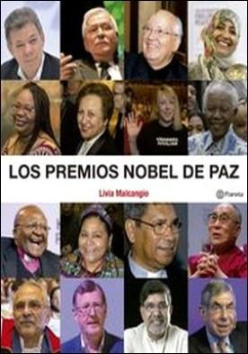 Los premios Nobel de paz por Livia Malcangio