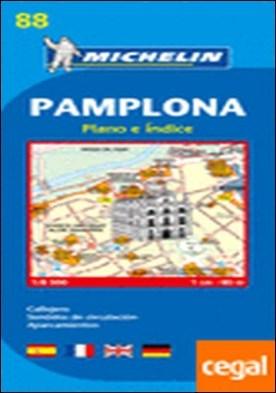 Plano Pamplona . Edicion 2007