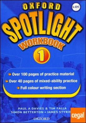 Oxford Spotlight 1. Workbook