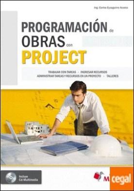 Programación de obras con Project