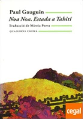 Noa Noa. Estada a Tahití