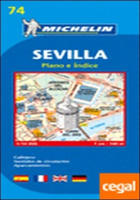 Plano Sevilla . Edicion 2007