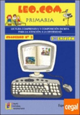 Leo.com, 2 Educación Primaria. Cuaderno . LECTURAS FACILE PARA ATENCION A LA DIVERSIDAD