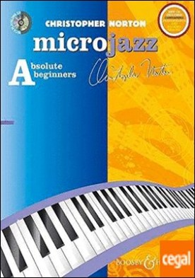 MICROJAZZ FOR BEGINNERS A+CD