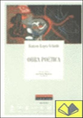 Obra poética por López Velarde, Ramón