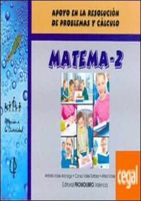 Matema-2 . apoyo en la resolución de problemas y cálculo