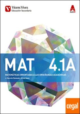 MAT 4 A TRIM (MATEMATICAS ACADEMICAS) AULA 3D