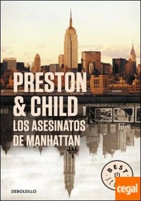 Los asesinatos de Manhattan (Inspector Pendergast 3) por Preston, Douglas