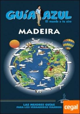 MADEIRA . Guía Azul Madeira
