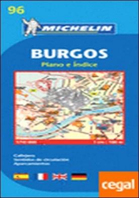 Plano Burgos . 1/10.000